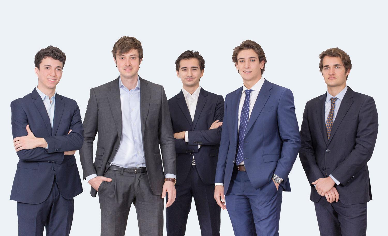 Nuestro equipo de inversores